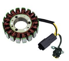 amazon com new new seadoo stator magneto w pickup trigger coil