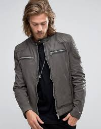 mens leather biker jacket riraro timeless men u0027s leather jackets