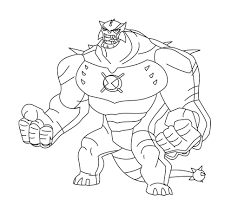 ben 10 humungousaur free coloring pages on art coloring pages