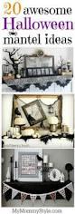 20 Elegant Halloween Decorating Ideas Spooky Decor On A Dime Dollar Store Halloween Cheap Halloween