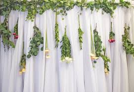wedding arch pvc pipe a suspended wedding arch california state floral association