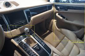 porsche agate grey interior leather interior problem porsche macan forum