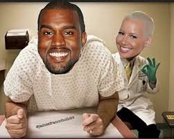 Big Booty Bitches Meme - all eyez on memes amber rose embarrasses kanye west neil