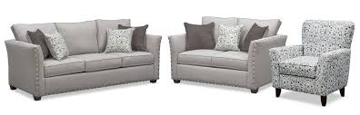 sofa loveseat and chair set sofa and accent chair house decorations