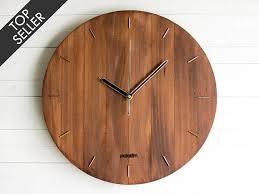 wall clock modern wall clock steunk wall clock modern clock wooden wall