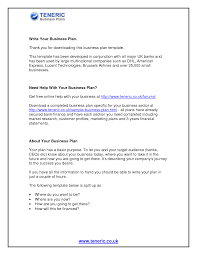 100 business plans templates and samples customer