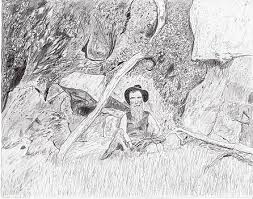 jim taylor artwork collection pencil drawings featuring john muir