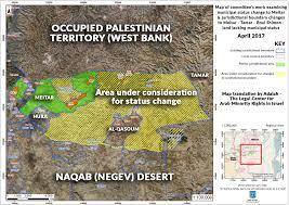 negev desert map desert development plan promotes building towns