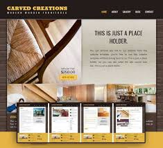 html business template responsive website templates corporate