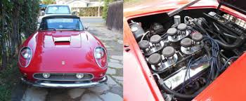 250 california replica 250 gt california spyder replica listed on craigslist for