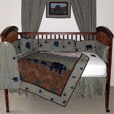 rustic crib bedding sets editeestrela design