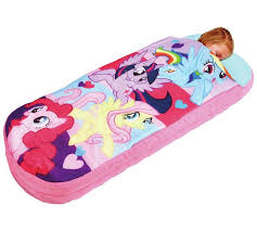 My Little Pony Toddler Bed Buy My Little Pony Junior Readybed Airbed And Sleeping Bag At