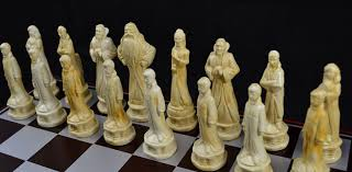 unusual chess sets leah u0027s den u2013 unique handcrafted chess sets