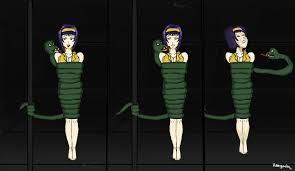 tickle feet animation deviantart half woman half snake animation at club feast by lxlnemisislxl