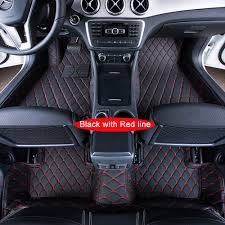 nissan cube interior accessories car floor mats case for nissan d22 pickup customized auto 3d