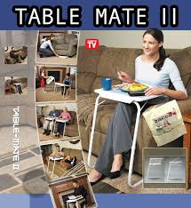 table mate ii folding table buy table mate ii portable folding table as seen on tv laptop