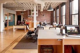 Boora Architects Airbnb Portland Office By Boora Architects And Myriad Harbor