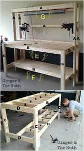 51 best workbench plans images on pinterest woodworking tools