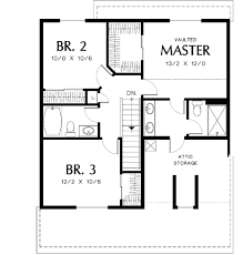 Simple To Build House Plans | simple to build 69179am architectural designs house plans