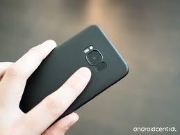 best fix for galaxy s8 u0027s fingerprint sensor is a thin case
