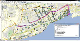 United States Map With Longitude And Latitude Lines And Cities by Dominican Republic Gps Map For Garmin Gpstravelmaps Com
