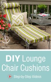 Patio Lounge Chair Cushions 92 Best Outdoor Living Images On Pinterest Outdoor Living