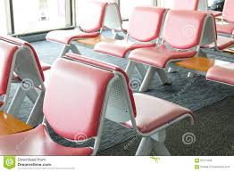 Pink Leather Chair by Row Of Pink Leather Chair At The Airport Stock Photo Image 62177965