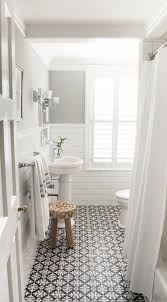 White And Gray Bathroom by The 15 Best Tiled Bathrooms On Pinterest White Mosaic Tiles