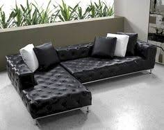 Leather Sofa Bed Ikea Ikea Black Leather Sofa Living Room Pinterest Black Leather