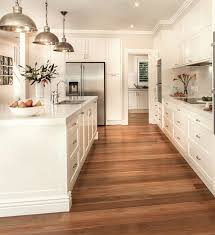 Hardwood Floors In Kitchen Kitchens With Wood Floors Interesting In Kitchen Interior And