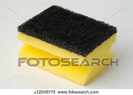 eponge cuisine banque d image cuisine éponge à abrasif lavage dos