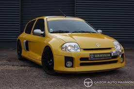 renault clio v6 modified renault clio 2 v6 cazor auto passion