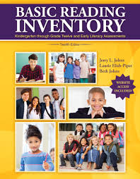 basic reading inventory kindergarten through grade twelve and