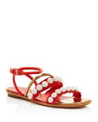 seashell flip flops burch sinclair seashell sandals bloomingdale s