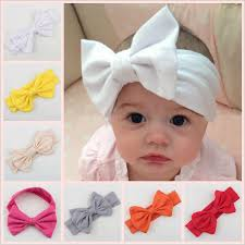 baby headband diy aliexpress buy new arrived handmade bowknots tie decoration