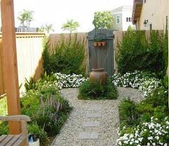very small garden ideas gardens inexpesive with yellow tiered