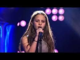 The Voice Kids Blind Auditions 2014 Resa U2013 U0027nothing Else Matters U0027 Blind Audition The Voice Kids