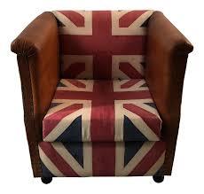 Colonial British Flag Vintage U0026 Used British Colonial Club Chairs Chairish