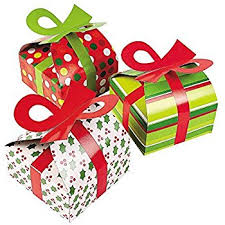 where to buy boxes for gifts 3d christmas gift boxes with bow party favor goody
