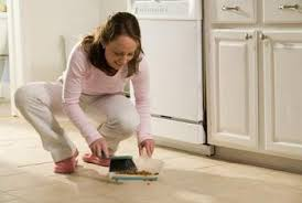 How To Clean Kitchen Floor by How To Clean Dirty Kitchen Floor Corners Home Guides Sf Gate
