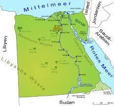 Alexandria On A Map ägypten Landkarte Landkarte Goruma