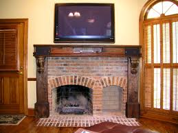 furniture excellent wood fireplace mantels log mantel antique