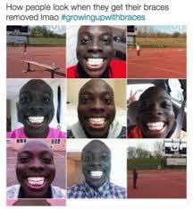 Nerdy Kid With Braces Meme - braces insults kappit