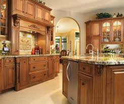 Maple Cabinet Kitchen Selena Maple Cabinets With Coffee Finish From Diamond Kitchen