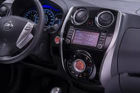 New Nissan Note U2013 Interior U2013 Dashboard Controls