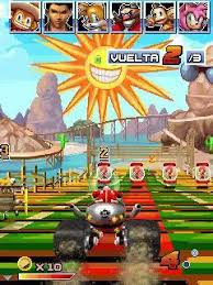 sonic sega all racing apk free java sonic and sega all racing from