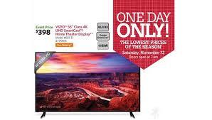 target black friday vizio 55 inch vizio e55 e1 4k uhd smartcast tv sam u0027s club black friday