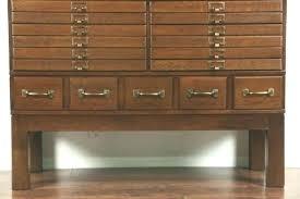 Vintage Oak Filing Cabinet Oak Filing Cabinet 4 Drawer Oak File Cabinet Filing Cabinets 4