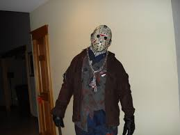 Jason Halloween Costume For Sale Jason Voorhees Costume Price Lowered The Superhero