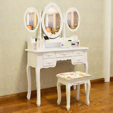 dressing tables with mirror ebay
